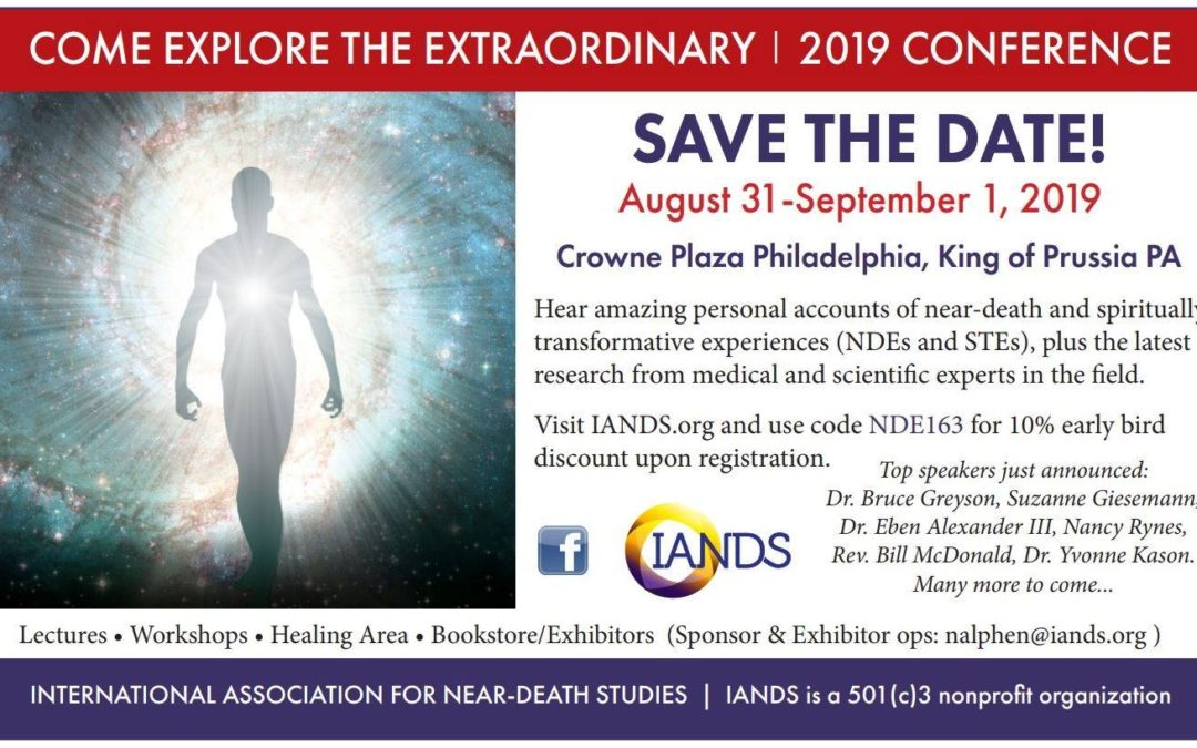 IANDS 2019 Conference